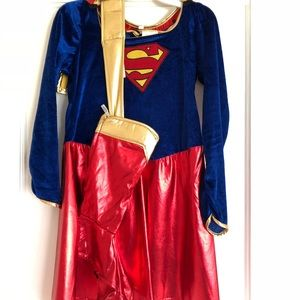 Other - Halloween costume supergirl